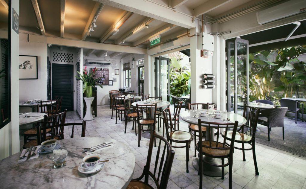 mews cafe georgetown heritage hotels